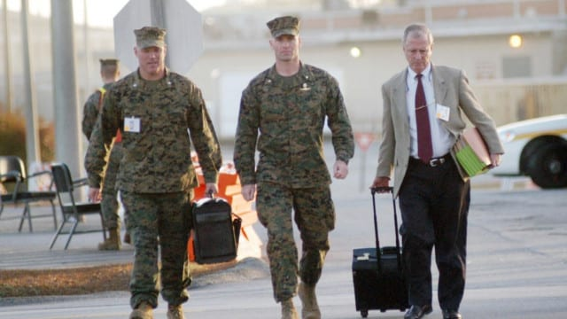 Innocent Marines Were Within an Inch of Being Falsely Imprisoned