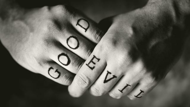 Good and Evil Exist