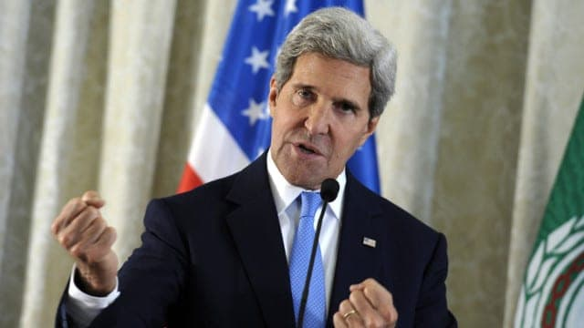John Kerry Not Only in Violation of the Logan Act …