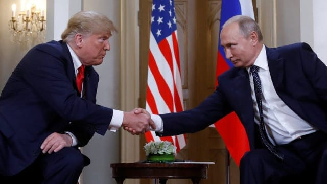 End Run – The Trump Doctrine Plays out Again in Helsinki