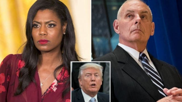 Omarosa has Some Serious Integrity Issues