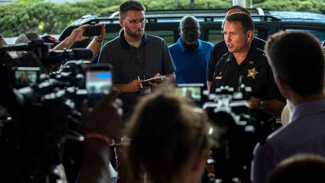 Another Active Shooter, this time Jacksonville. Will we ever learn?