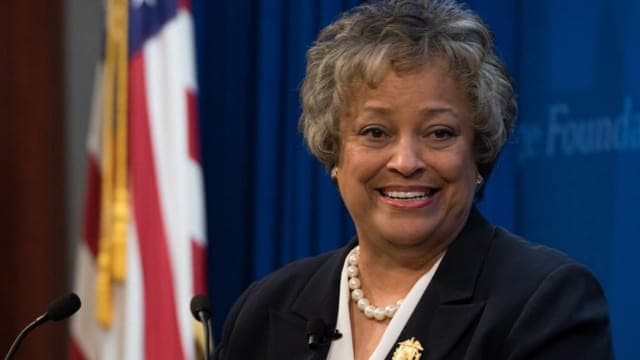 ? An American Success Story: Meet Kay Cole James, first black president of Heritage Foundation