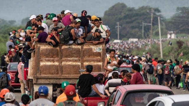 Invasion of the Southern Border – The End of America Part 1