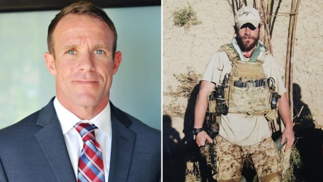 Highly Decorated Navy SEAL Charged for Death of ISIS Terrorist