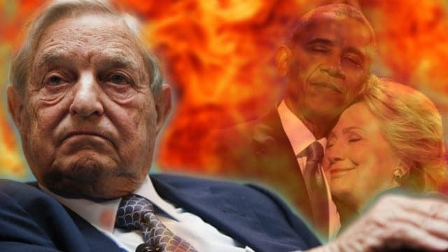 Soros, Obama and Hillary Clinton are the Shadow Party