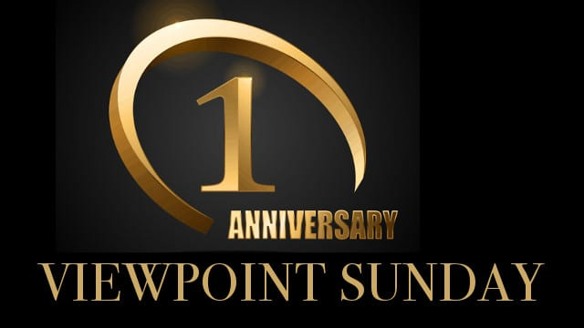 ? The One Year Anniversary Special Broadcast