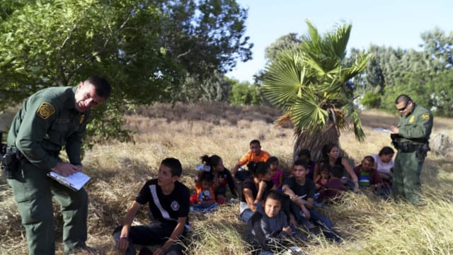 51,000 Illegals poured over our Southern border in October Alone
