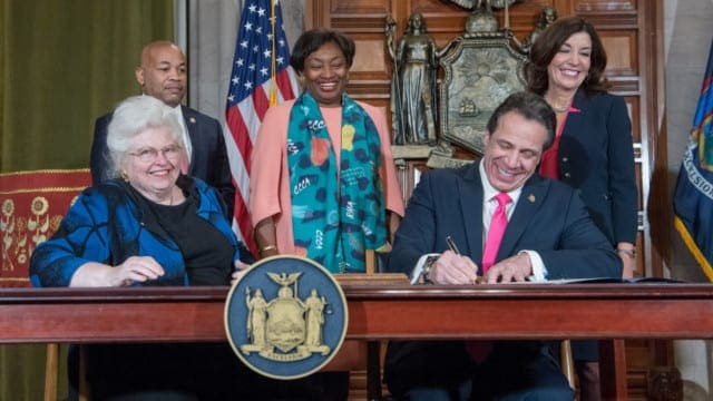 New York Senate & Gov. Andrew Cuomo Just Legalized Homicide by way of Full Term Abortion