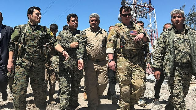 EXCLUSIVE: Syria – Trump, the Kurds, and the U.S. Troop Withdrawal