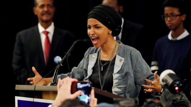 Where is the Outrage? Rep. Ihlan Omar Mocks VP Pence