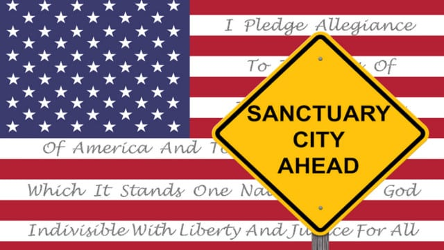 Sanctuary Cities Encourage Cooperation With the Police? Baloney!