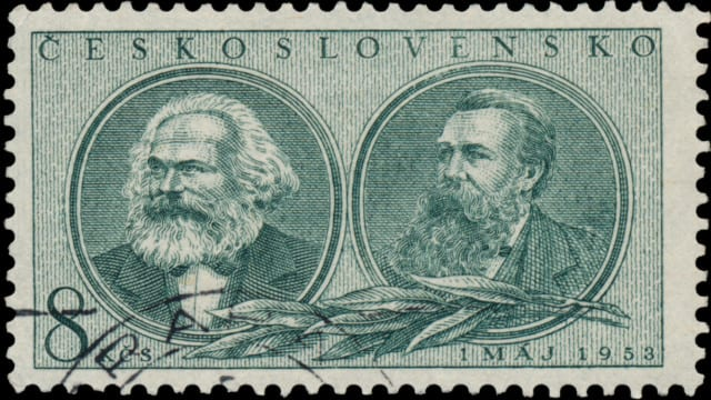 Marx, Engels and the American Socialist Party – the Democrats