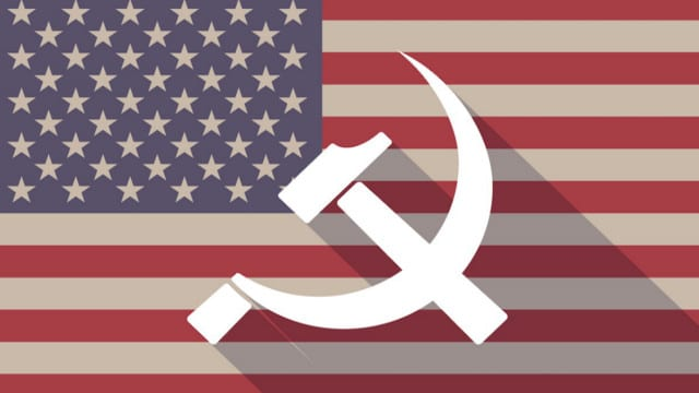 Who Is America's Enemy… The Constitution or Communism?
