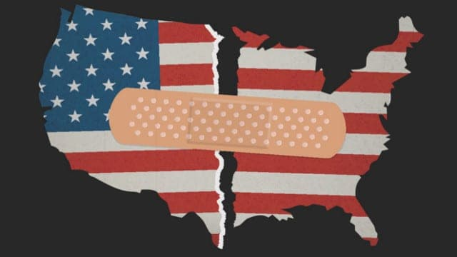 Why is so much effort put into dividing the American people? Divided people are easier to CONTROL.