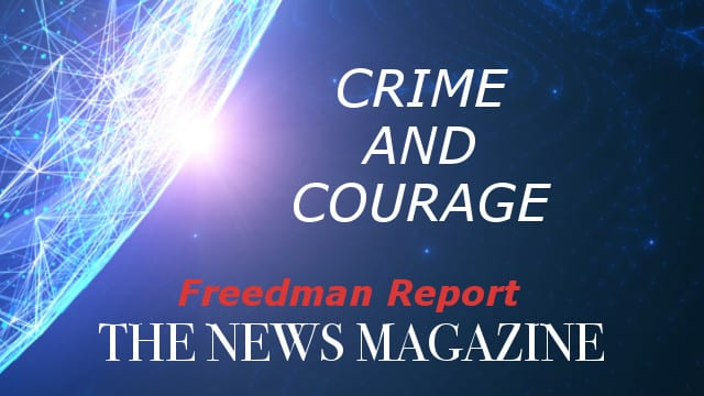 ? Crime and Courage