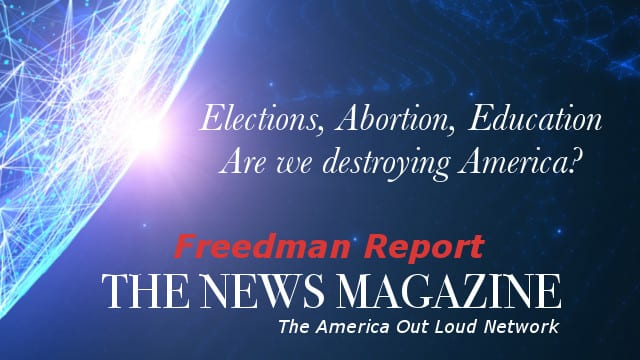 ? Elections, Abortion, and Education: Are We Destroying America?