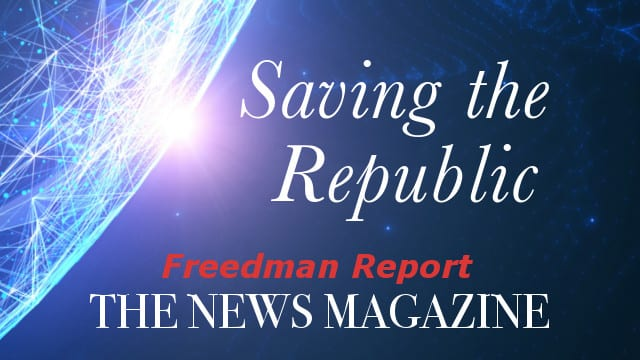 ? Saving the Republic and Other Stories