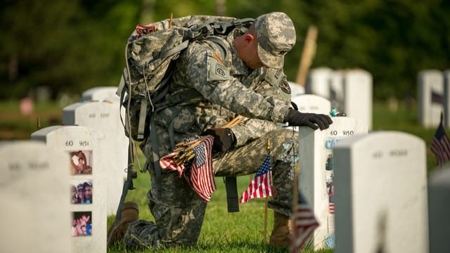 Thank You For Your Service …. NOT!