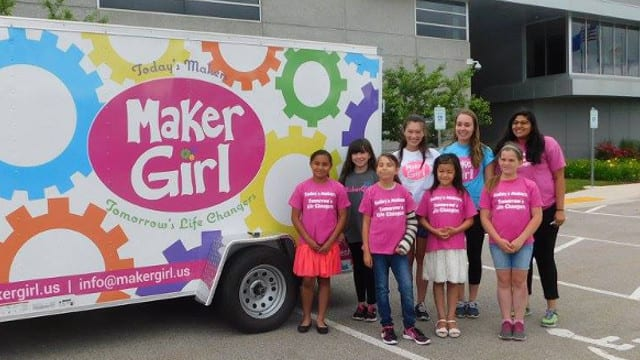 Inspiring Girls to Excel in STEM (Science, Technology, Engineering & Math)