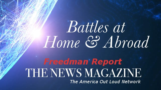 ? Battles at Home & Abroad