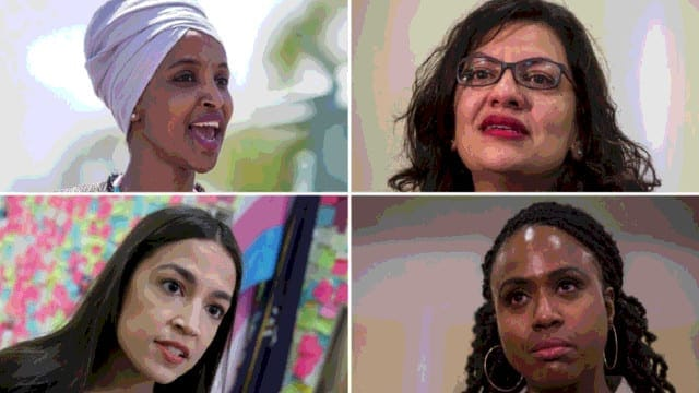 The Mob Squad is pro-Socialism and anti-American!