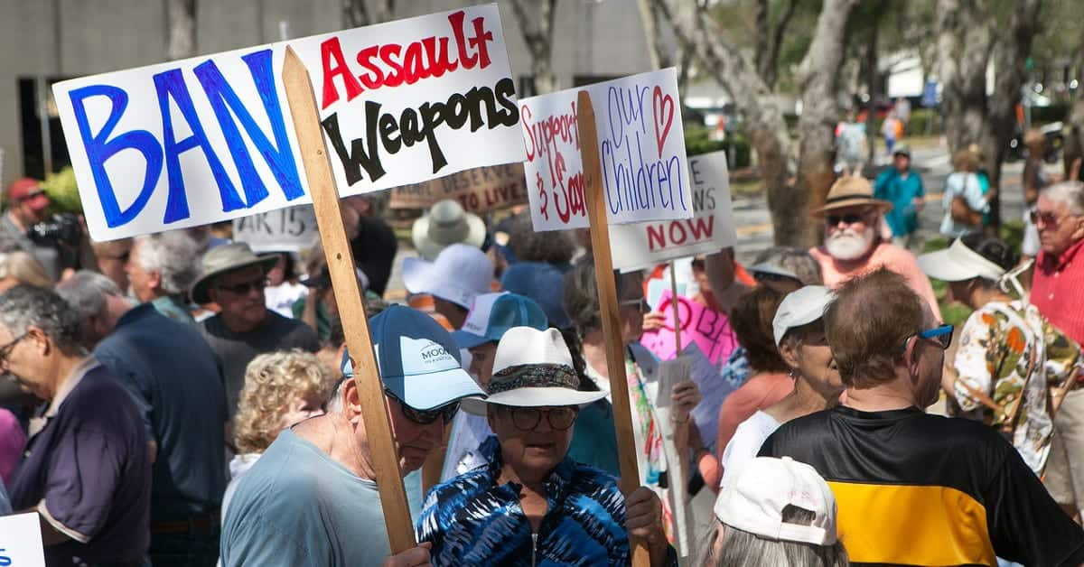 The Political Rhetoric Behind the Mass Shootings and my 4-Prong Solution