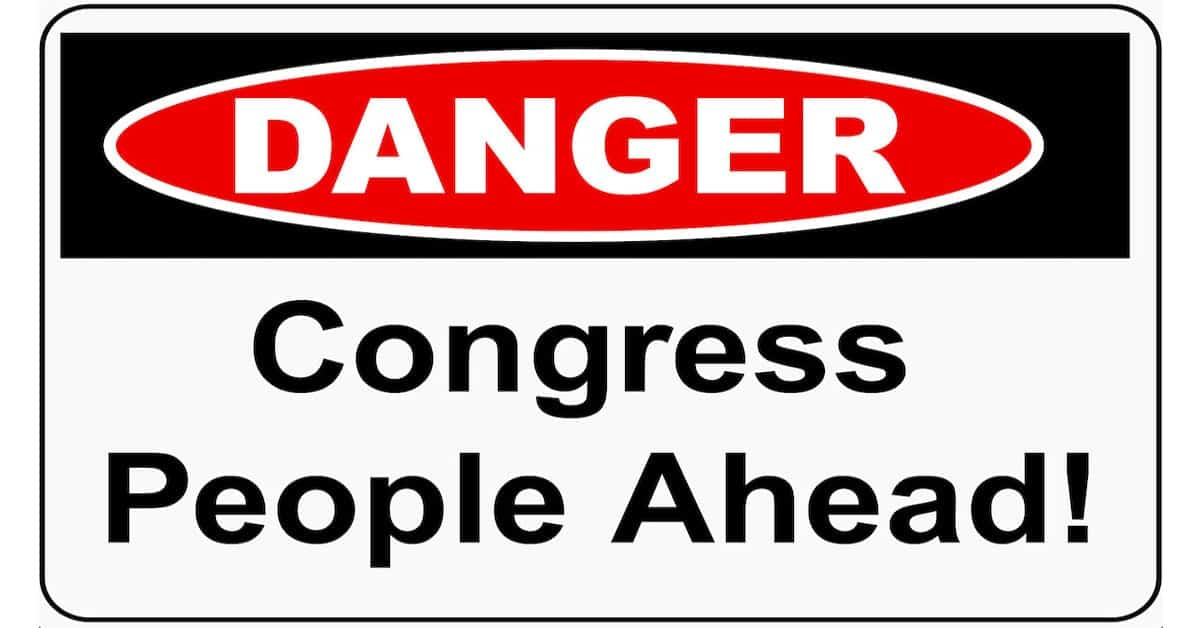 ? The Most Dangerous Congress In History