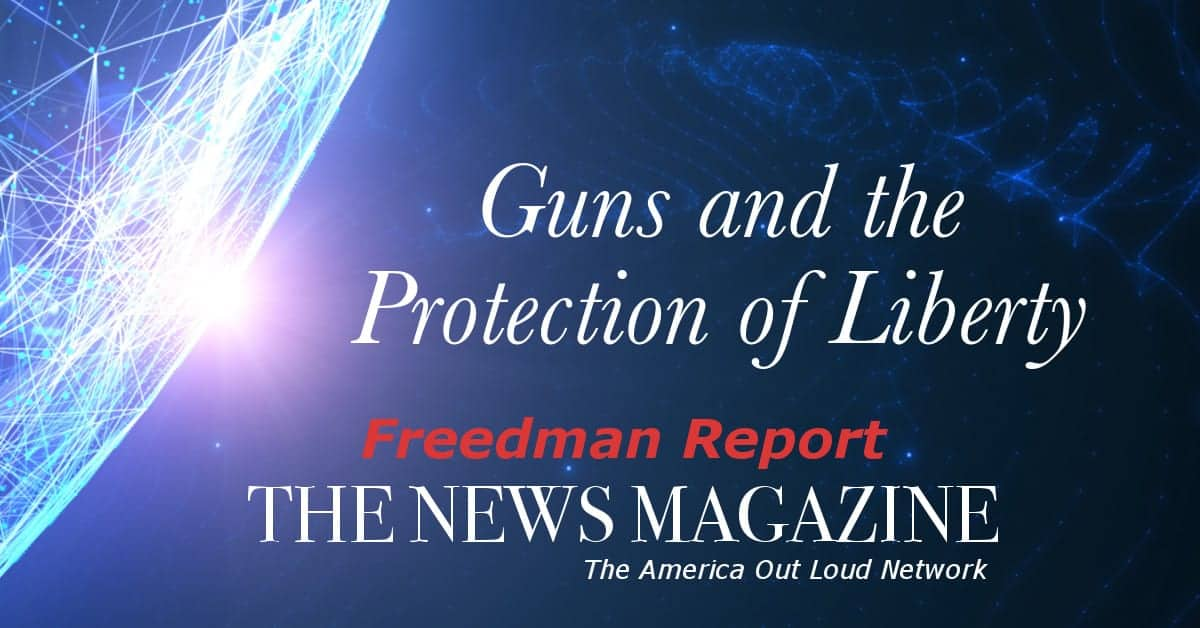 ? Guns and the Protection of Liberty