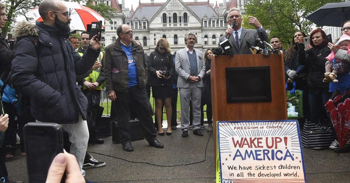 Forced to Have Their Religious Beliefs Eradicated – New Yorkers Protest