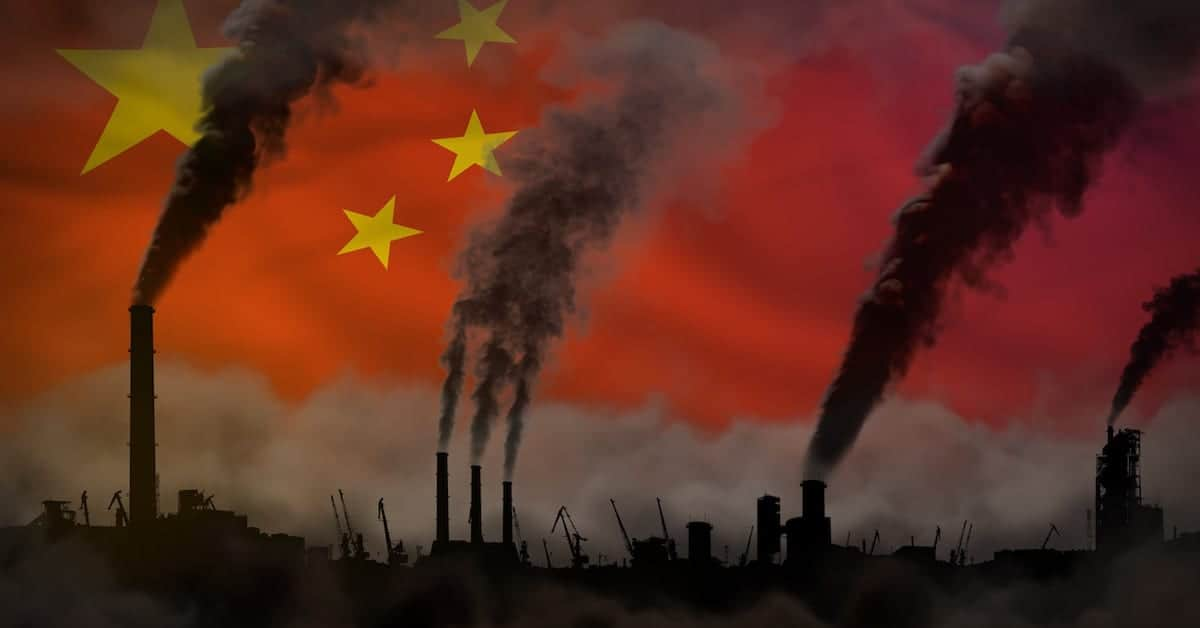 The Obvious Chinese Collusion in the Climate Change Delusion