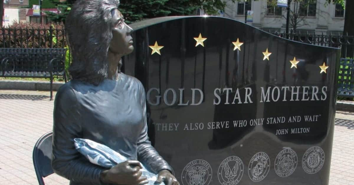 The Promise Of A Gold Star Mother