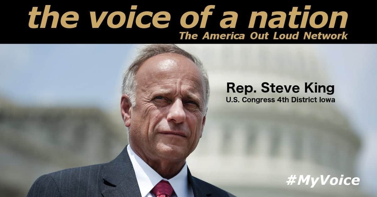 Congressman Steve King on the Heartbeat Law and Claims of Racism