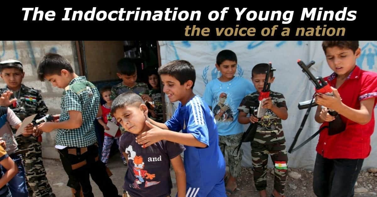 The Indoctrination of Young Minds