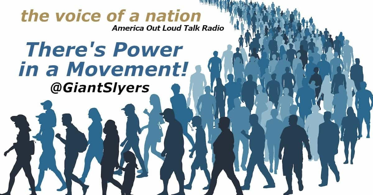 There's Power In A Movement!
