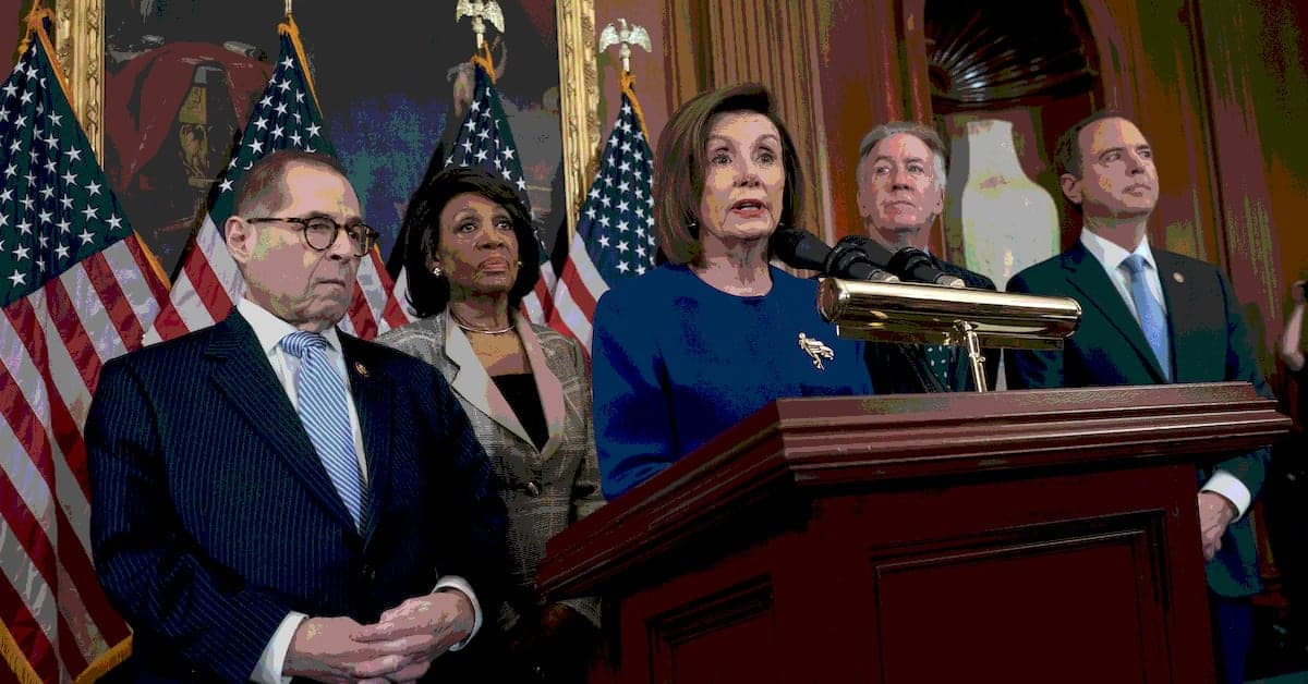 The Grinches Living in the Washington Swamp