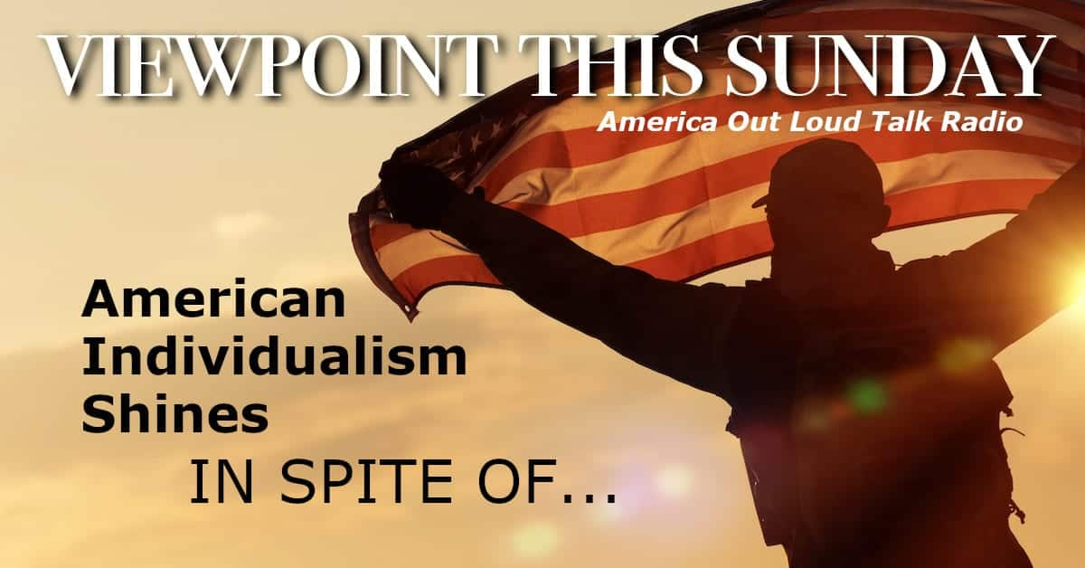 ? American Individualism Shines in spite of…