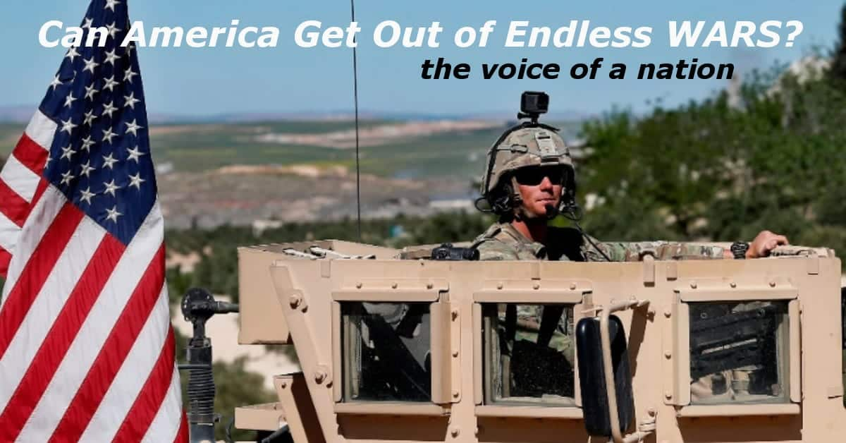 Can America Get Out of Endless Wars?