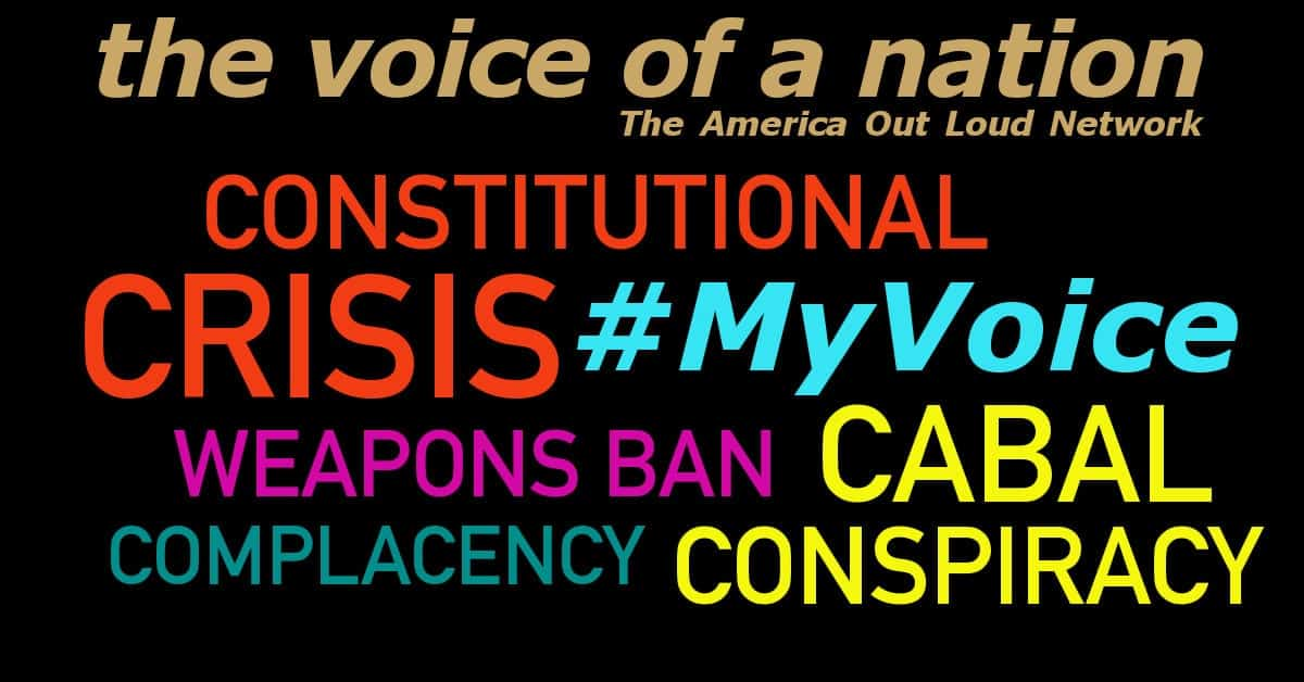 Constitutional Crisis, Weapons Ban, Complacency, Cabal Conspiracy – #MyVoice Round 4