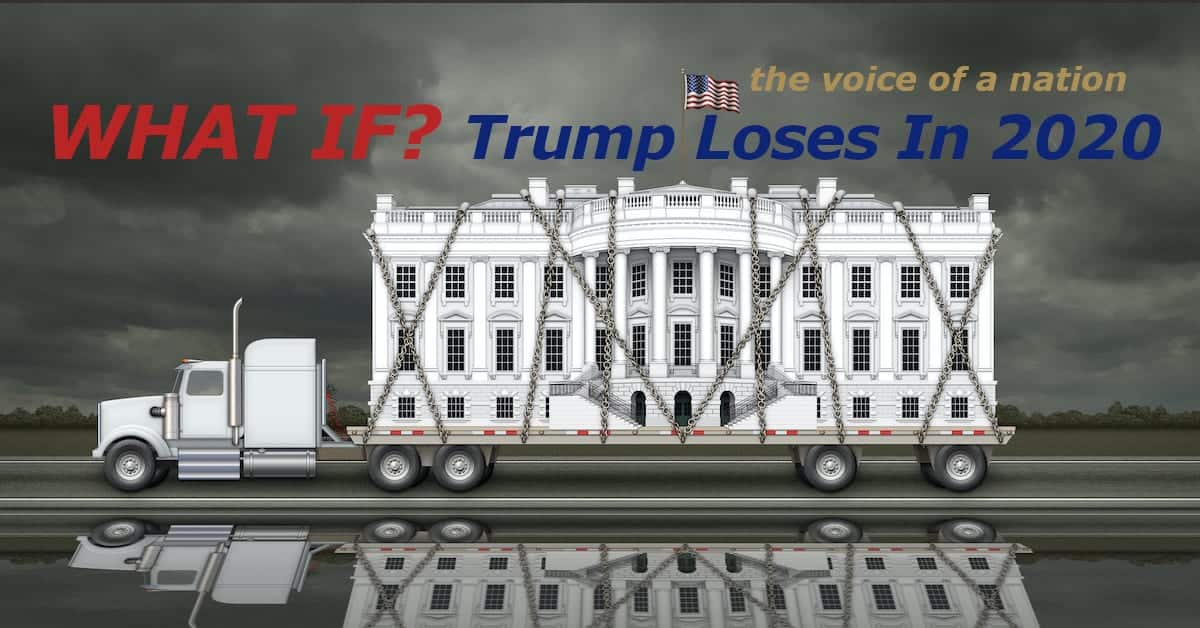 WHAT IF? (Trump loses in 2020)