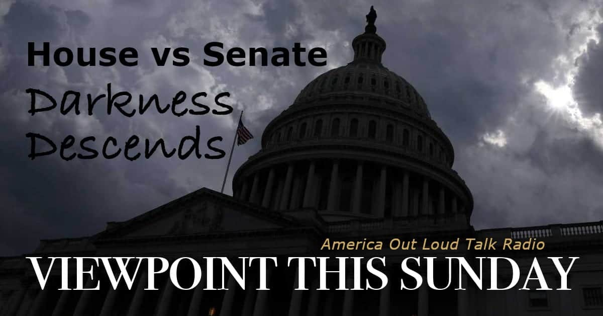 ? Senate vs House:  The Lines of Conflict