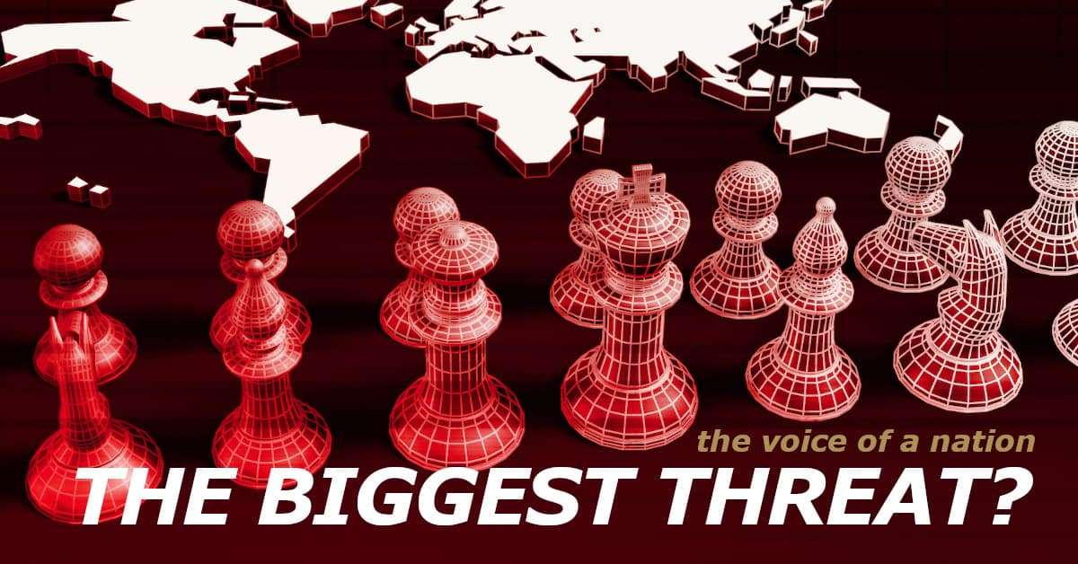 Russia, Iran, China: Who Is The Biggest Threat?