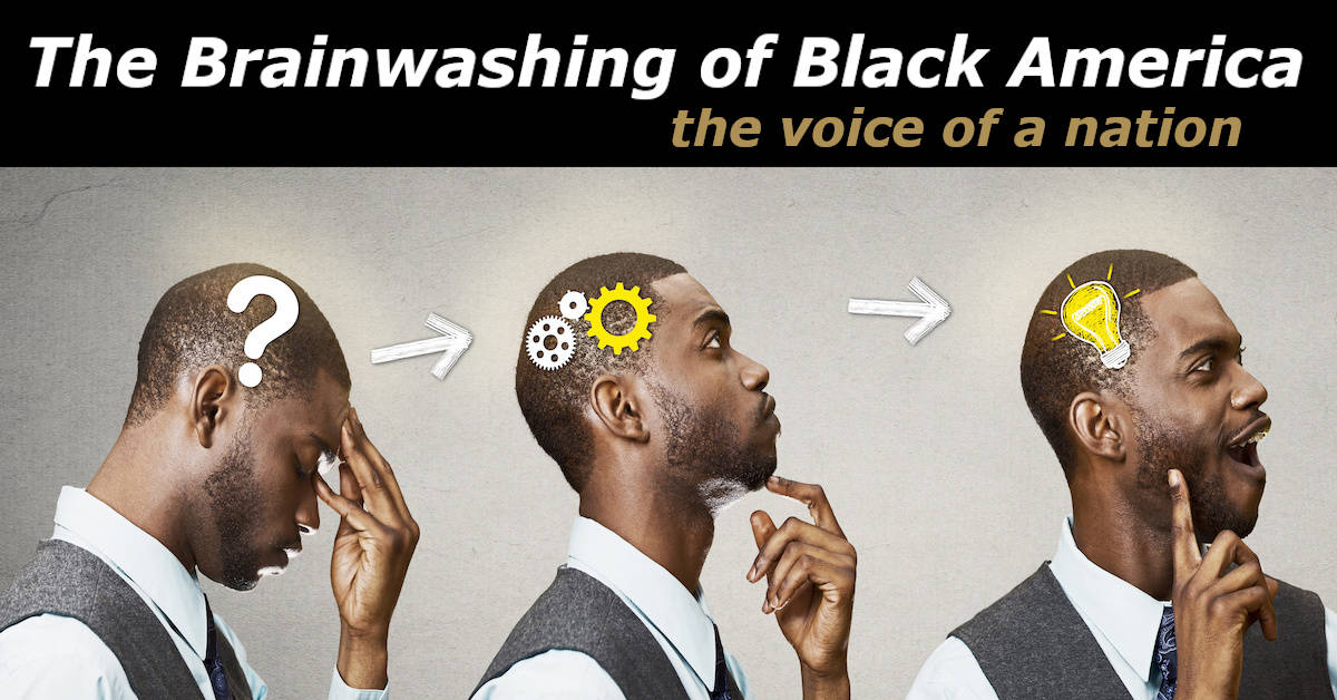 ? Getting Black America to Think Differently Ideologically