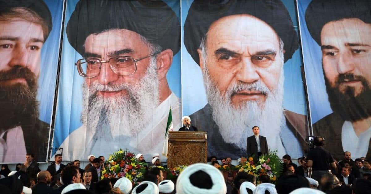 The Rise & Fall of the Ayatollahs Reich