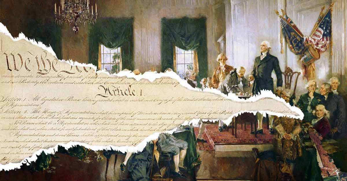 Perverting the Constitution