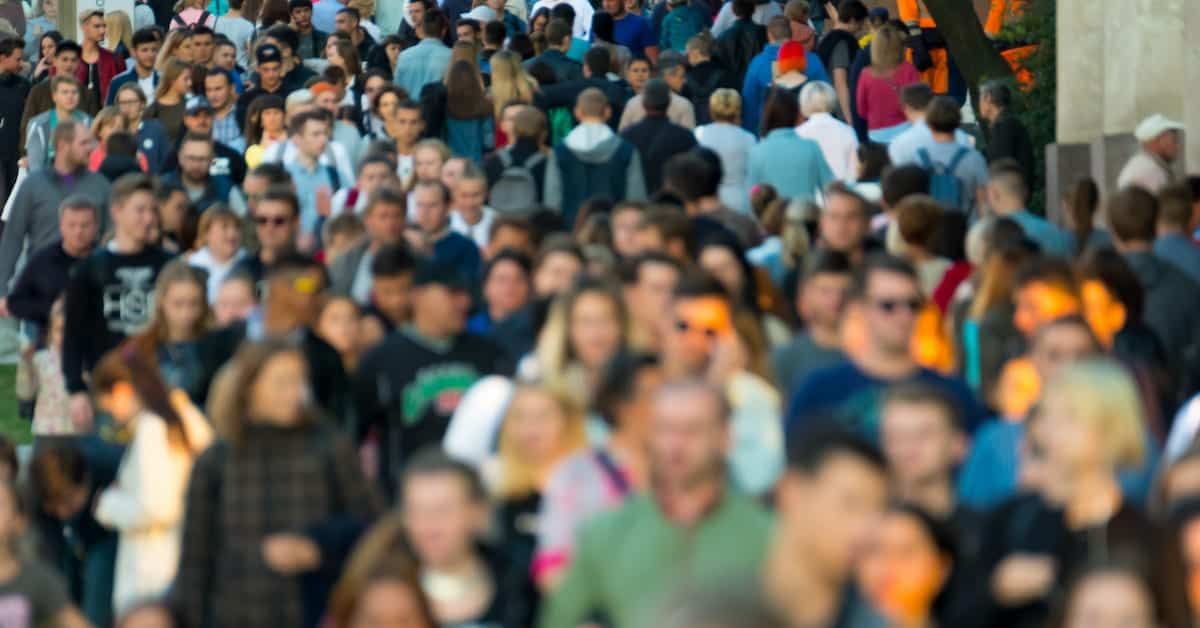 Human Population Explosion Is Over – A New World Lies Ahead