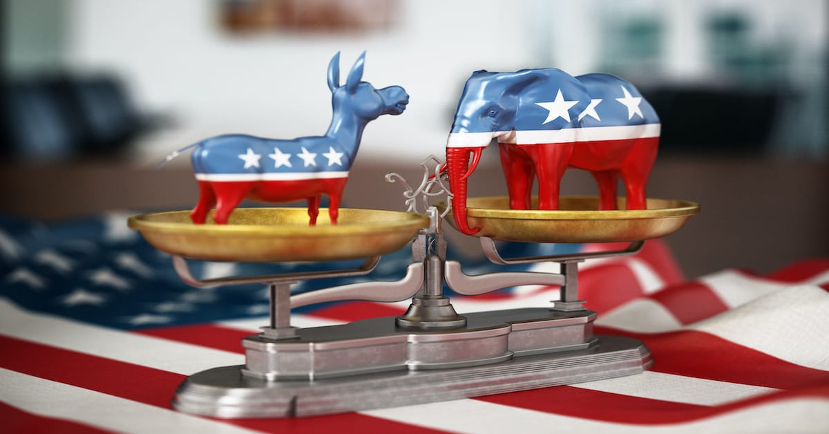 How Broken is the Two Party System?