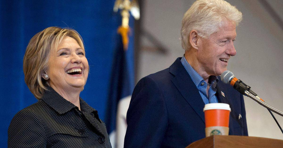 The Clinton Ponzi Scheme: One of the Boldest White Collar Crimes Ever Committed