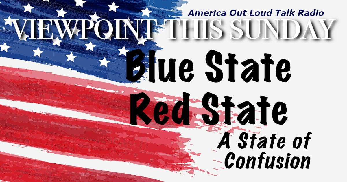 ? Blue State, Red State, A State of Confusion