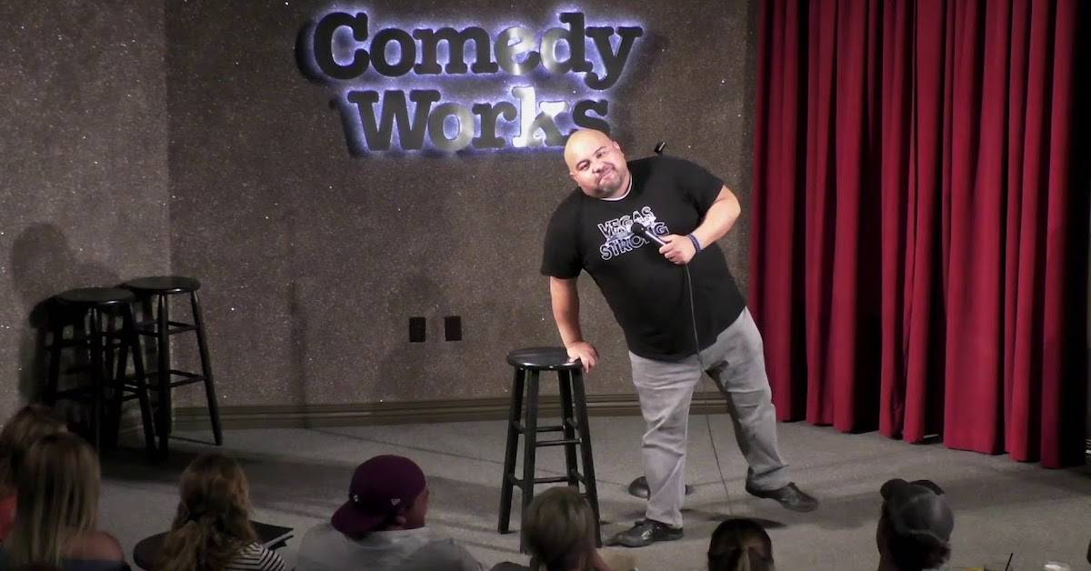 ? Cop Comedian Uses His Street Experience to Entertain Audiences Across the Country